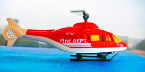 Игрушки для мальчиков.  Пожарный вертолёт.  Новые видео для детей.